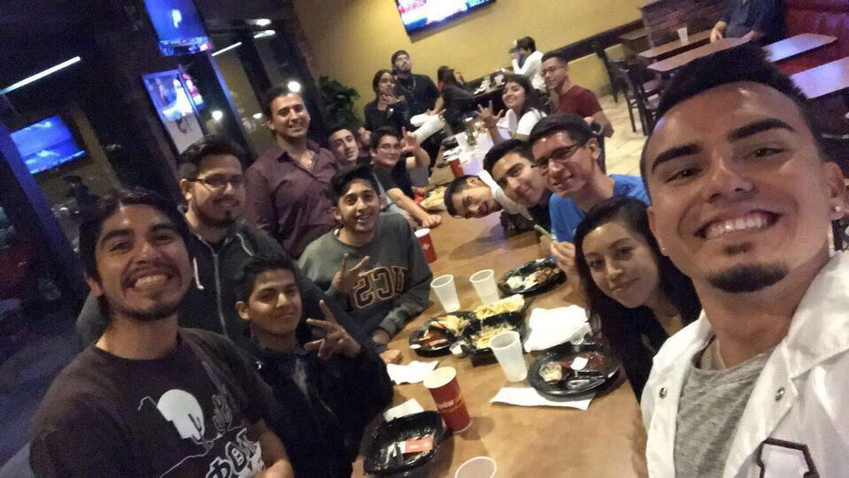 Fraternity fundraisers: the way Lambda Theta Phi managed to raise funds over while enjoying awesome food