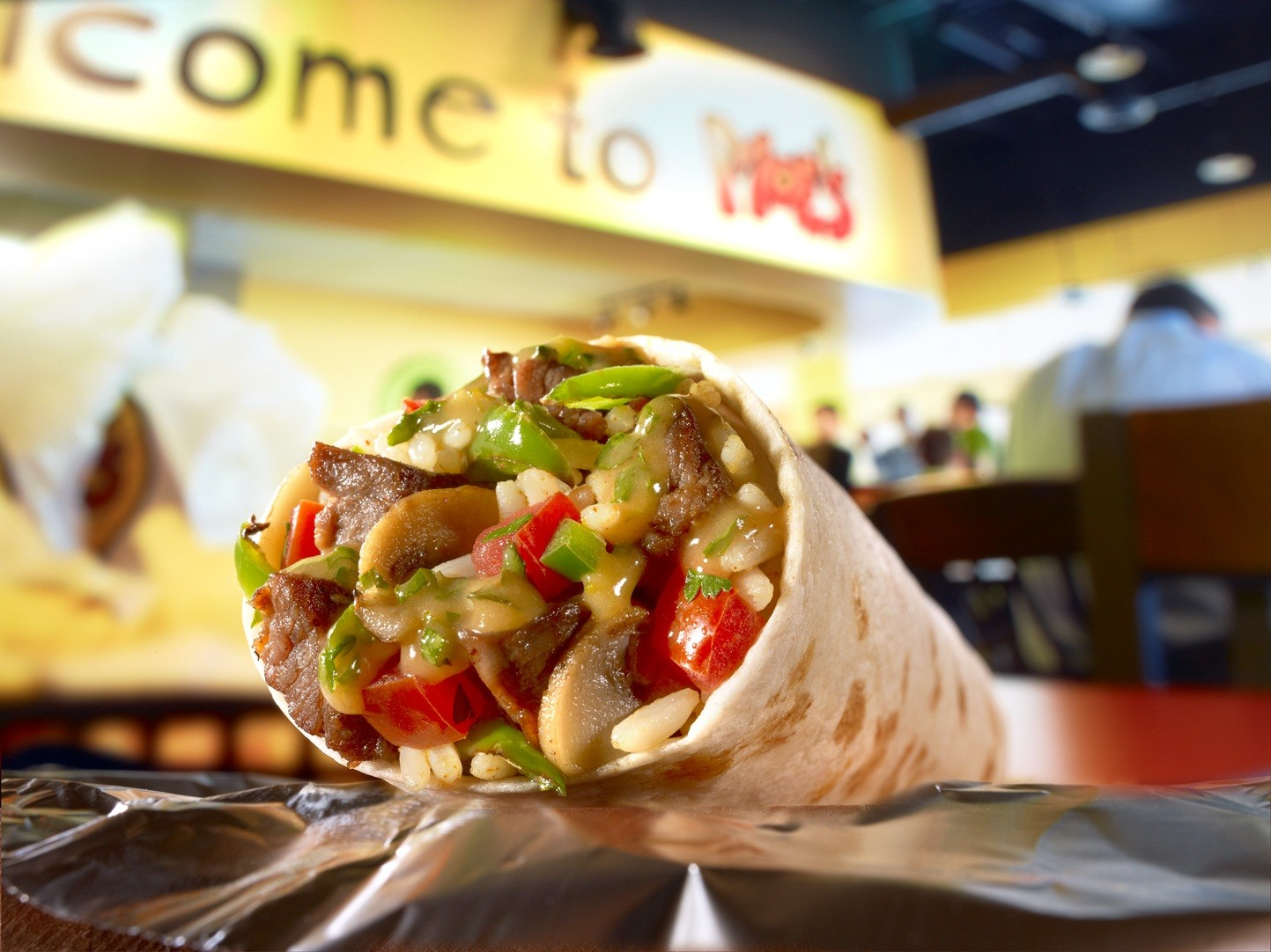 Need to raise money for your organization? Try hosting a Moe's Fundraiser.