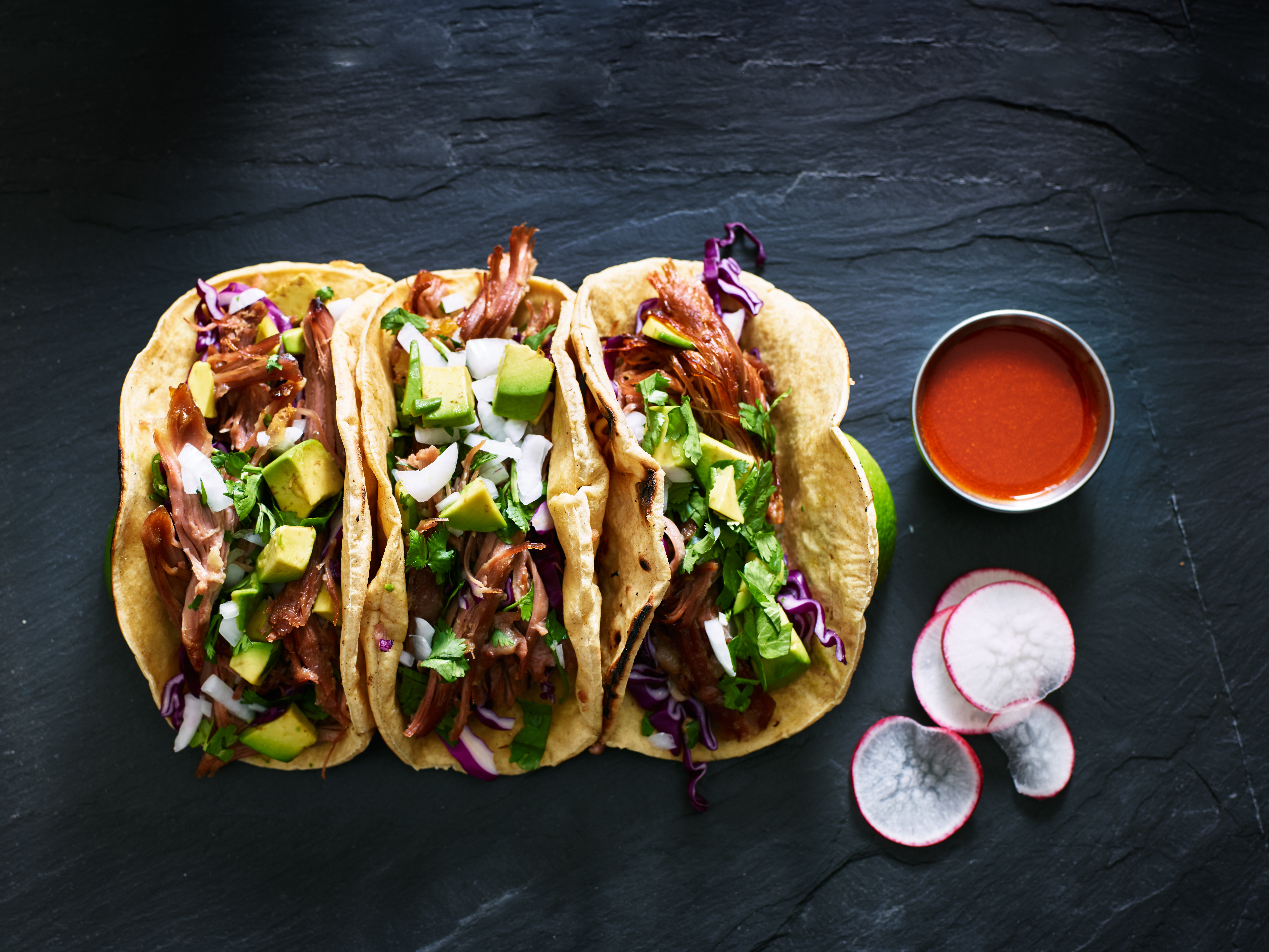 Carlos Miguel's serves up some tasty tacos during their fundraisers.