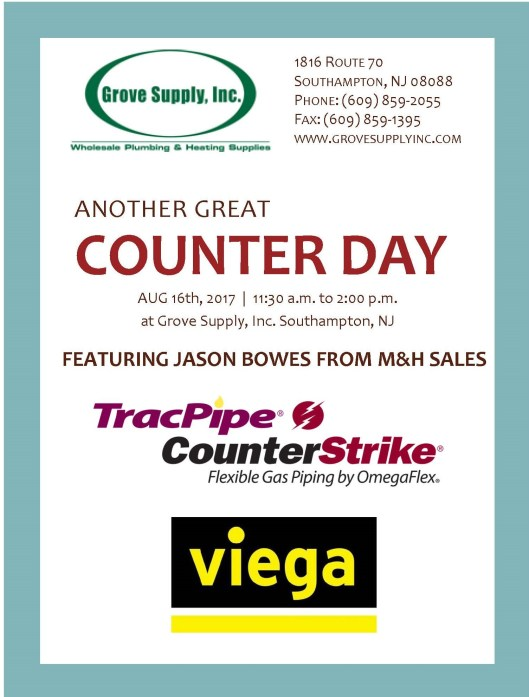 2017-Flyers-Counter Days-BR7-Tracpipe Viega-081617