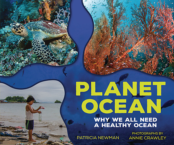 STEM Friday #Kidlit Planet Ocean: Why We All Need a Healthy Ocean