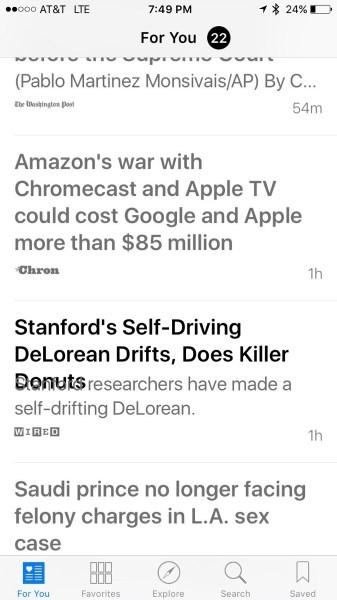 News - Large Text
