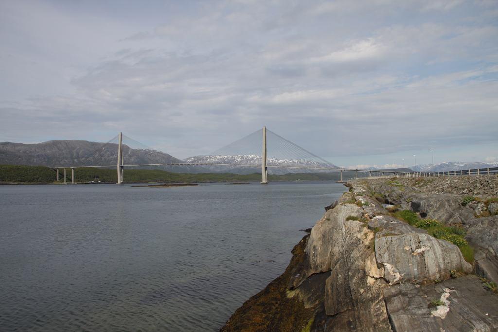 Vom Nusfjord nach Sandnessjøen