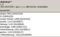 ESET/NOD32 nod14FB.nup Problem - Anmeldung funktioniert nicht mehr!