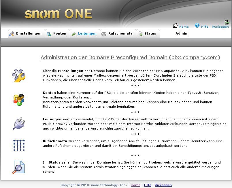 Snom One – erster Eindruck nach der Installation