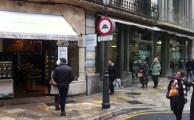 Verkehrsregelung auf Mallorca