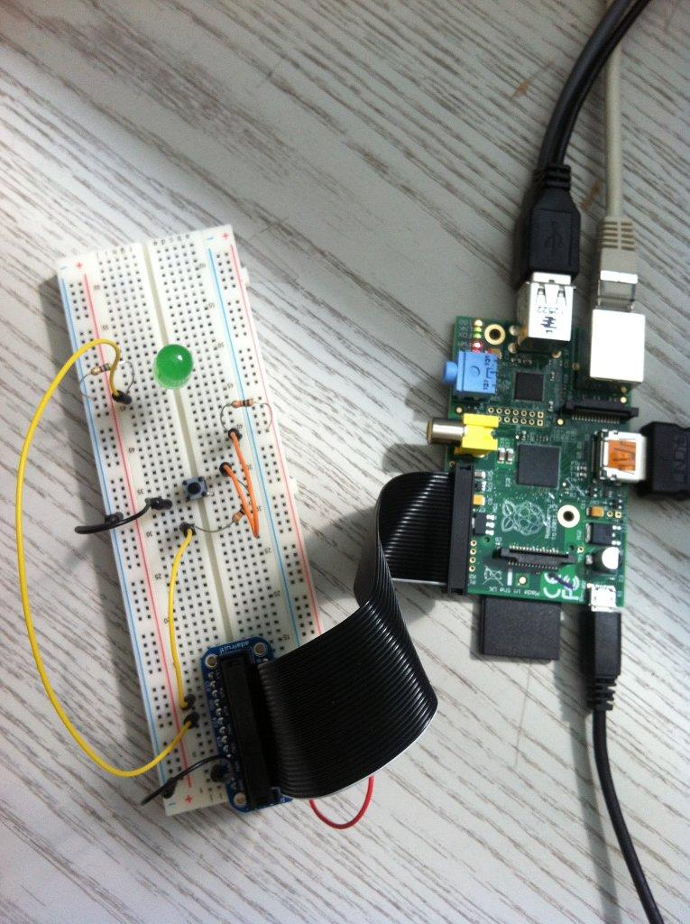 Erste Gehversuche mit dem Raspberry PI – Zählen mit der Bash!