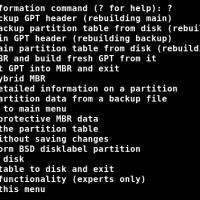 Linux - GPT nach MBR umwandeln