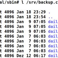 Rsync Backup Script mit ZFS/EXT4 Unterstützung und Infomail für Remote und lokale Systeme
