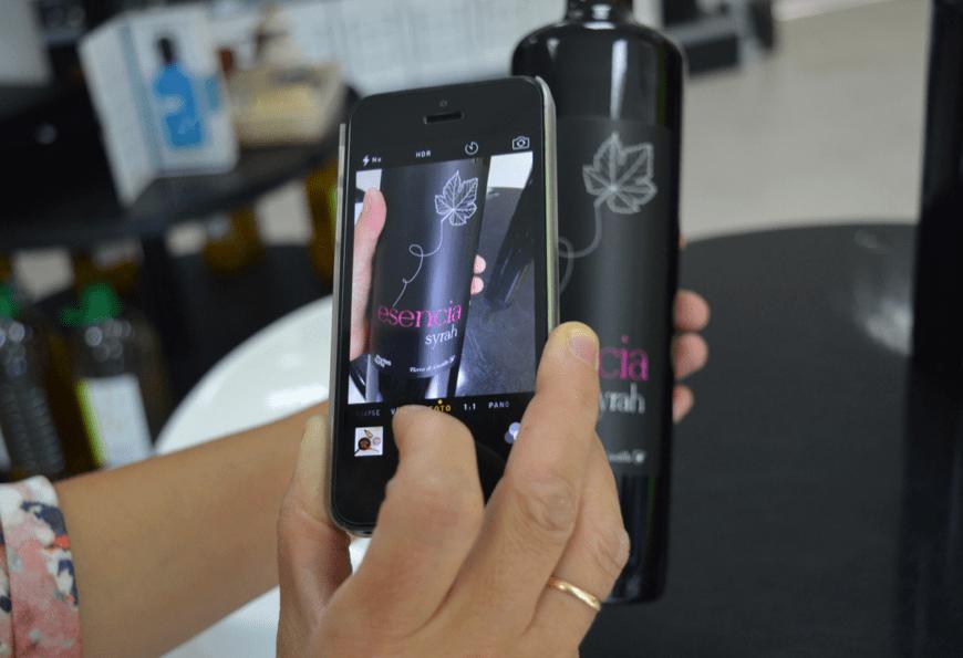 app vino móvil
