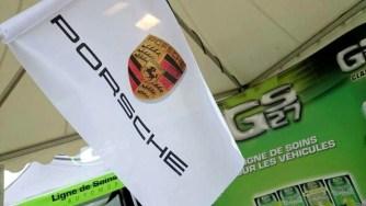 Porsche Grand vainqueur
