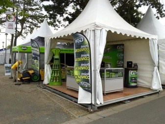 Incontournable stand GS27