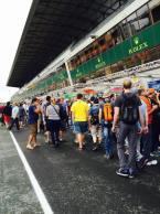 Stands 24H du Mans 2015