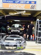 Stand Porsche 24H du Mans 2015
