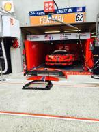 Stand Ferrari 24H du Mans 2015