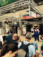 Stand Toyota 24H du Mans 2015