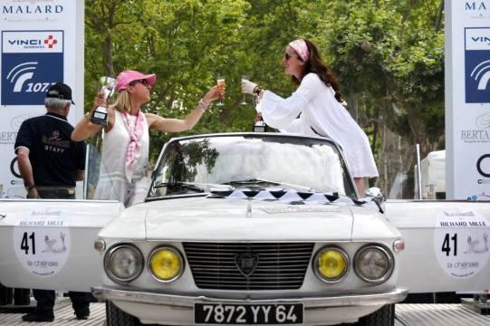 trophée Rallye des Princesses
