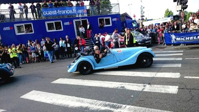 Parade des 24h du Mans 2015