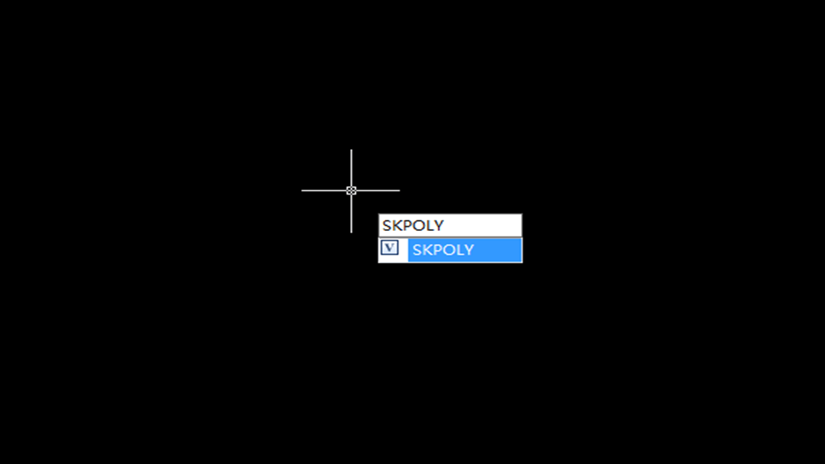 What is SKPOLY variable?