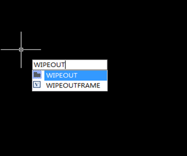 How can I create a circular wipeout