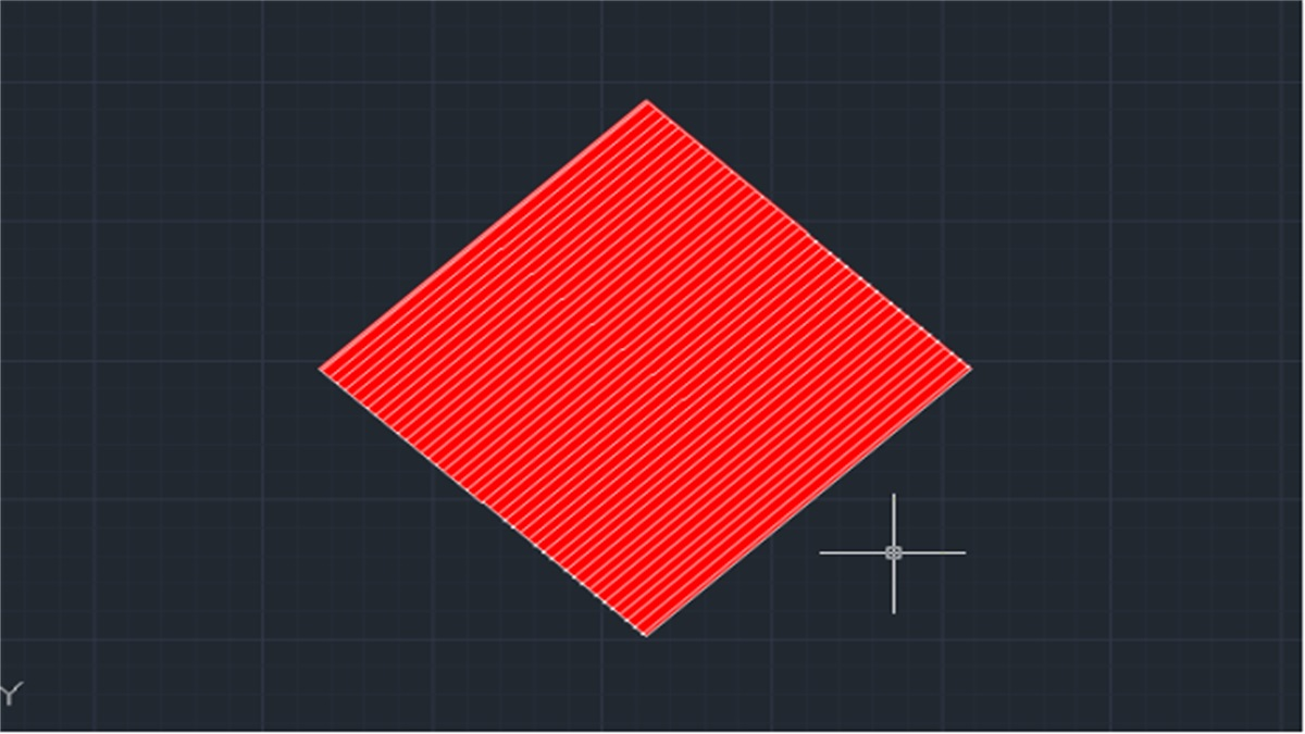 How to use shade-fills in GstarCAD?