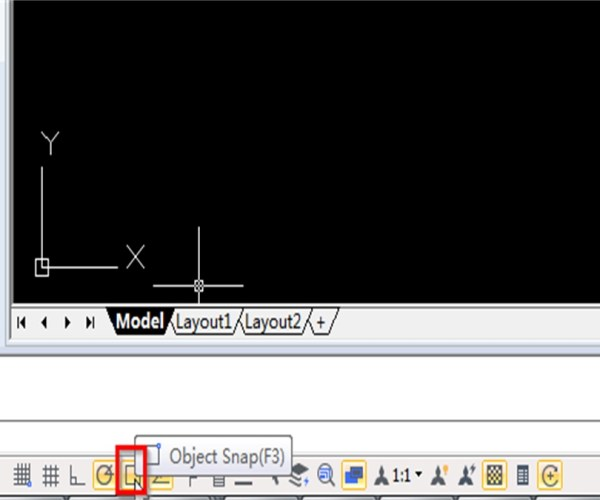 Tips for Object Snap in CAD