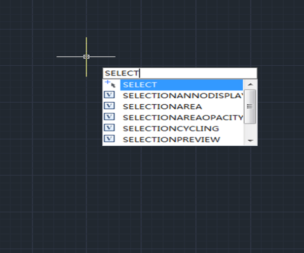How to cancel selection of objects