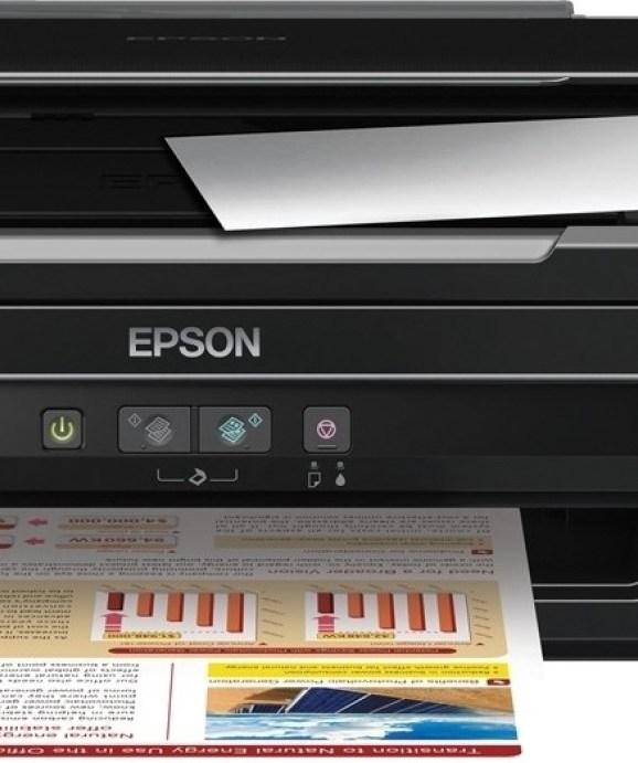"""Multifuncional Epson Ecotank L355 . O """"divisor de águas"""" no mercado jato de tinta."""