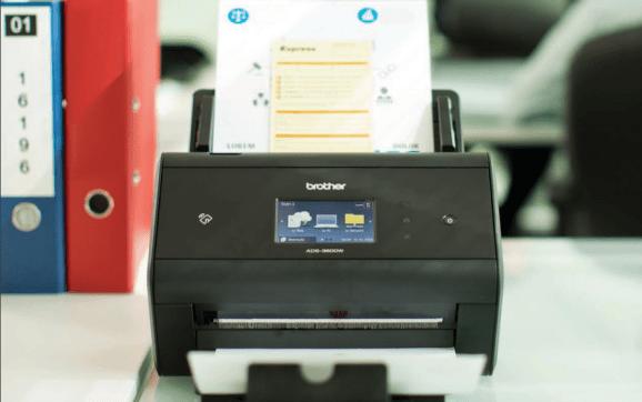 Scanner de produção Brother – ADS 3600W