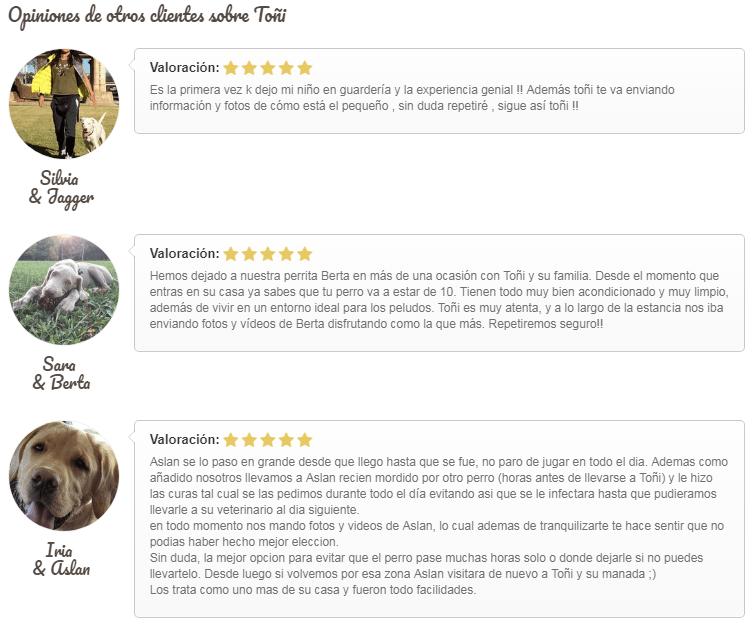 Opiniones Toñi Port Aventura