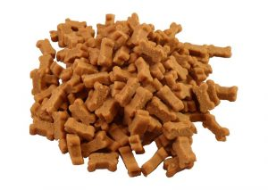 nourriture pour chiens friandises