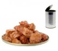 nourriture pour chiens pâté en boîte