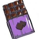 aliments toxiques chocolat