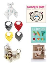 Baby Shower Gift Ideas: Gender Neutral - Gugu Guru Blog