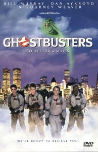 Ghostbusters (1984) DVD