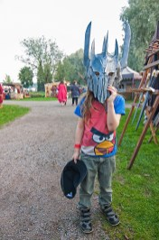 Sadly the helm of Sauron was not for sale.