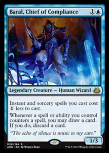 EDH Deck Time: Baral, Chief of Compliance   Guild Blog