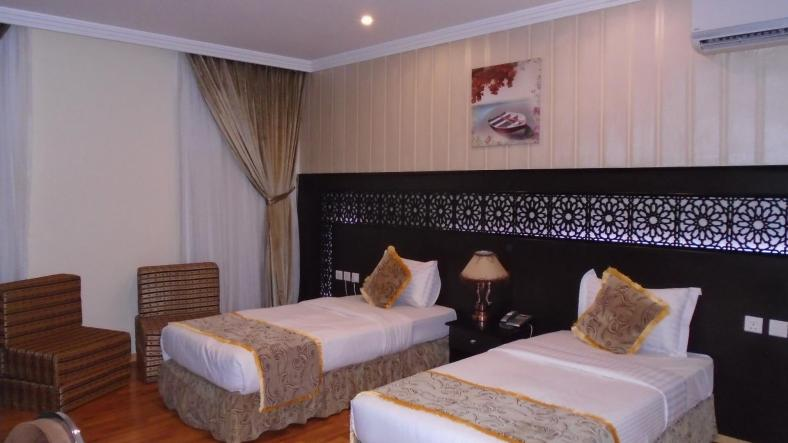 Furnished apartment in Saudia