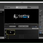 ■GoPro Studio BumperをBlank Templateで使用する方法 Mac 版