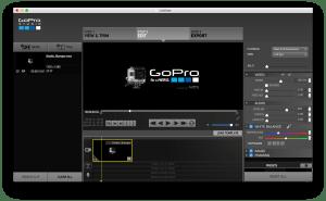 GoPro Studio Bumper in Blank Template