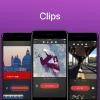 新しい動画作成アプリClips(クリップス)の価格と対応機種について