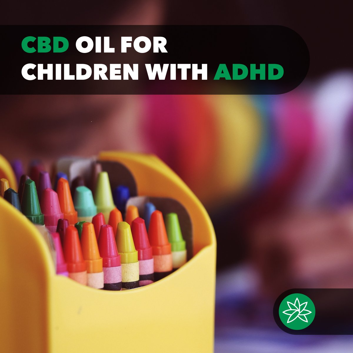 CBD oil for children with ADHD