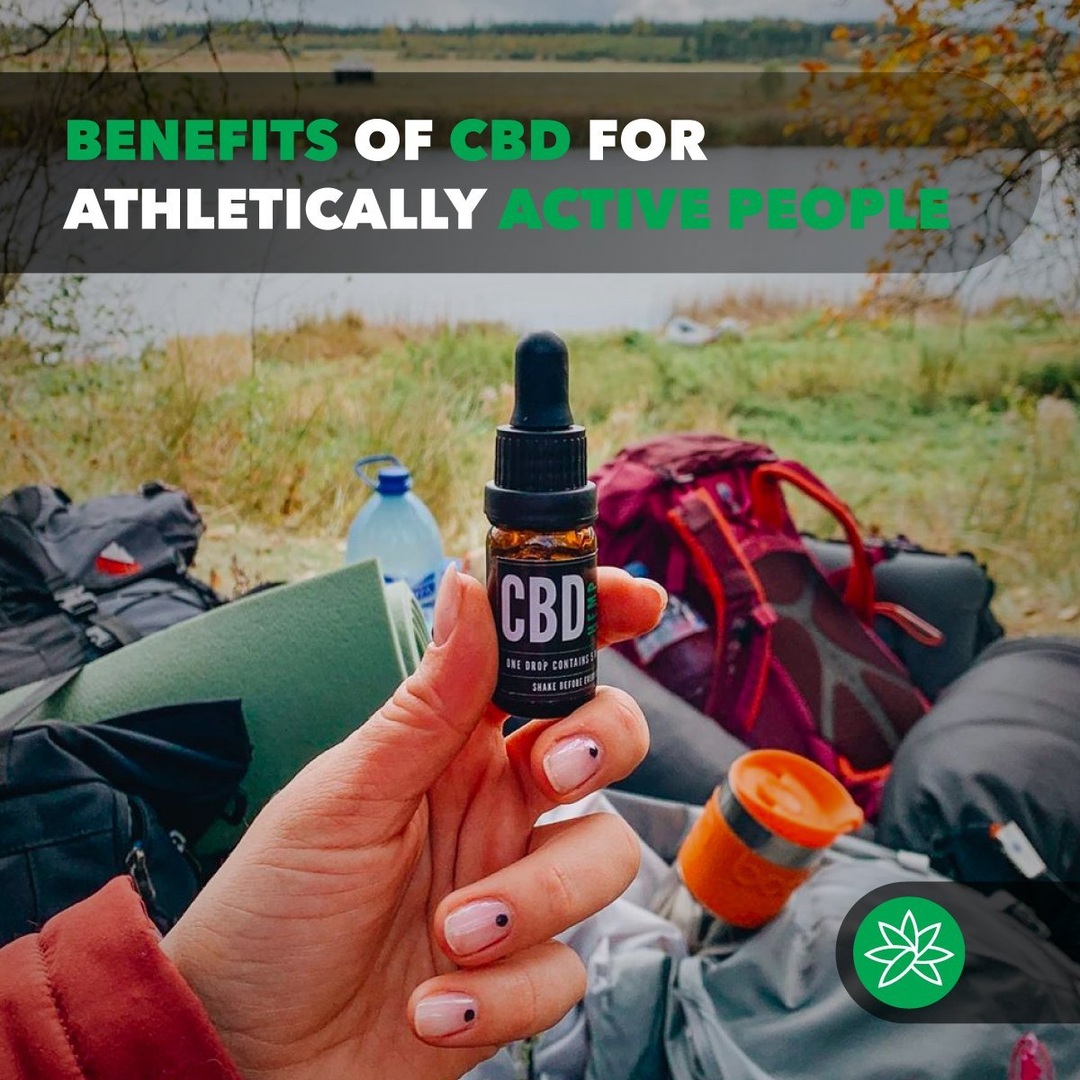 Benefits of CBD for sports