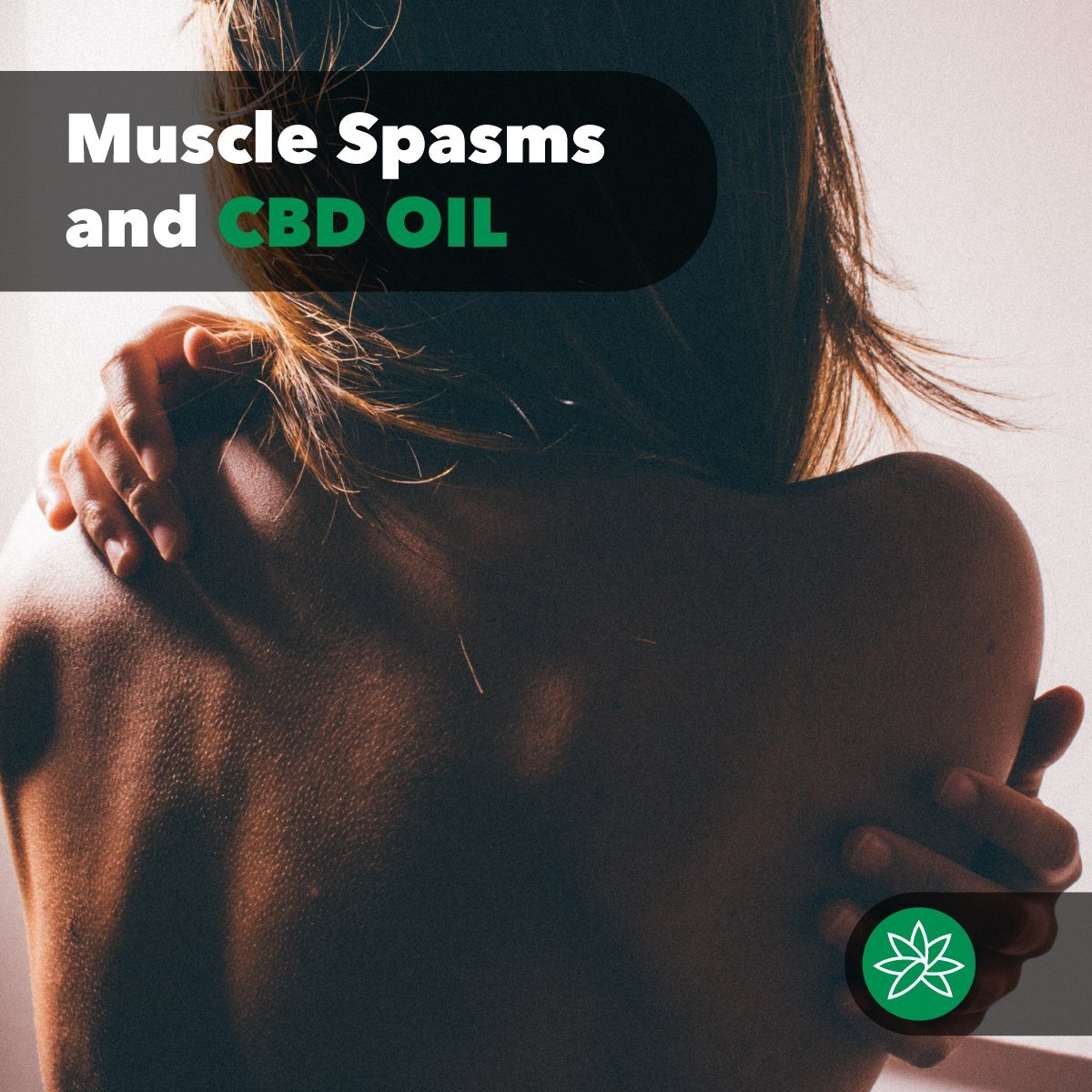 Muscle spasms and CBD oil