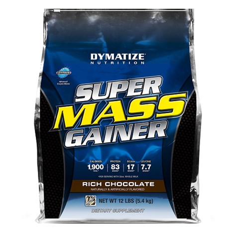 Dymatize Super Mass Gainer Besin Değerleri!
