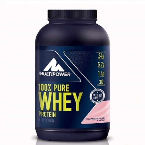 Multipower Whey Protein İnceleme