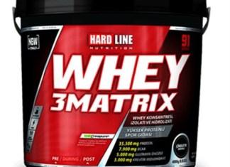 Hardline Whey 3 Matrix