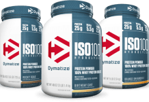 Dymatize İso 100 Hydrolyzed
