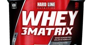 Hardline Whey 3 Matrix Kullanımı