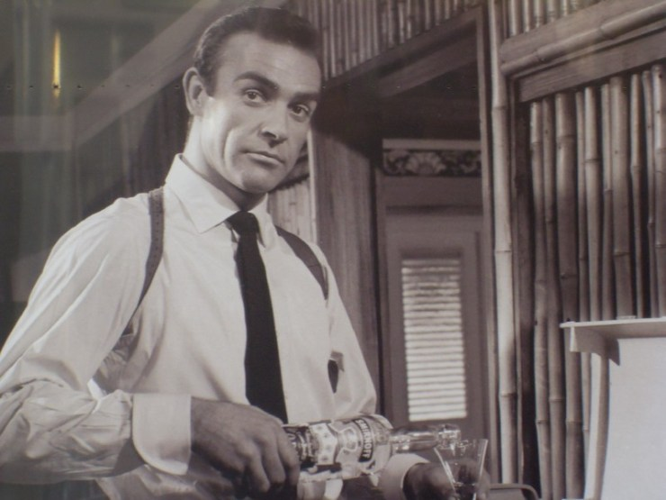 James Bond's Martini